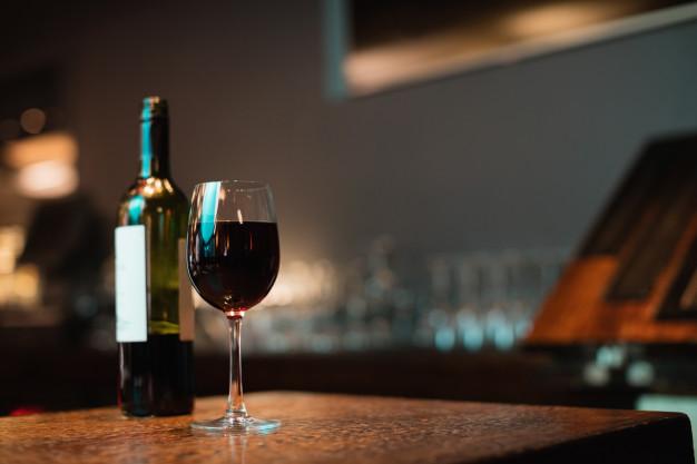 alkholfri rødvin